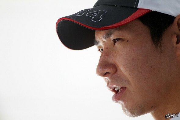 Kamui Kobayashi fuhr drei Jahre lang für Sauber