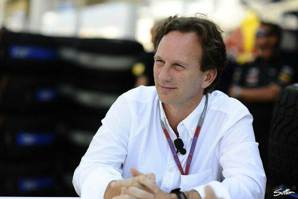 Christian Horner bleibt Red Bull wohl noch länger treu