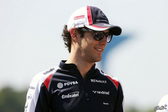 Bruno Senna begeistert sich für die Formel E - Foto: Sutton