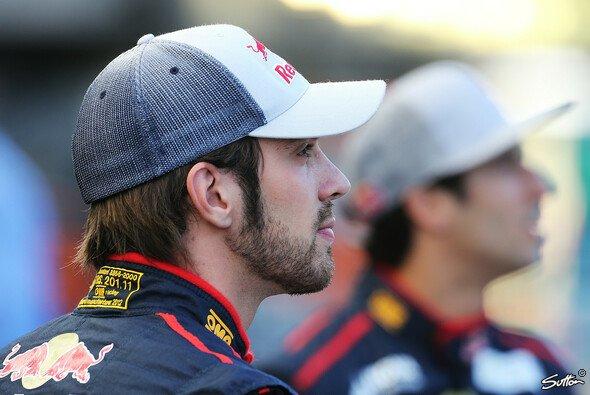 Jean-Eric Vergne hatte seinen Teamkollegen in der Fahrerwertung im Griff