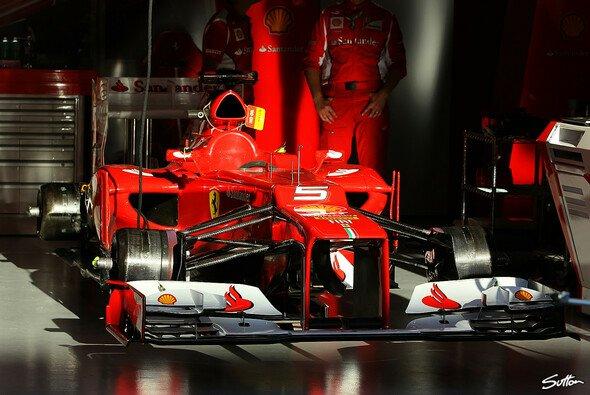 Ferrari setzt auf zwei getrennte Design-Programme.