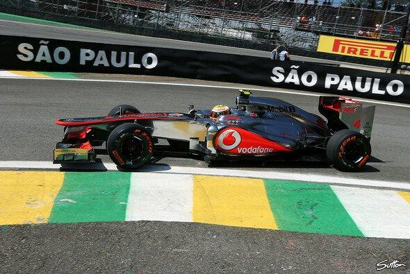 Lewis Hamilton möchte sich mit einem Sieg verabschieden