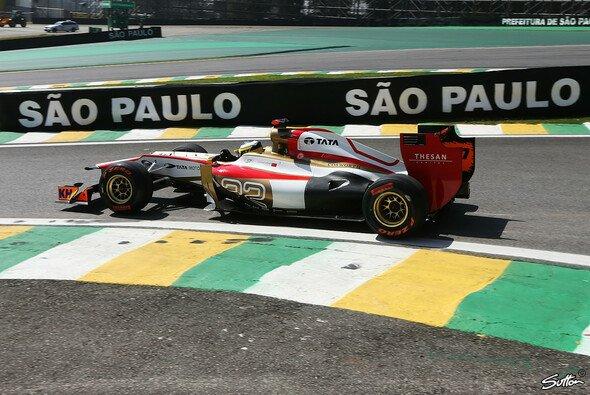 HRT startet 2013 wohl nicht in der Formel 1 - Foto: Sutton