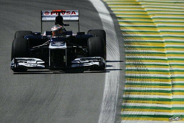 Pastor Maldonado fuhr 2012 bislang 45 Punkte ein