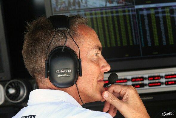Martin Whitmarsh musste miterleben, dass sein Team 2012 einige Schwankungen durchmachte
