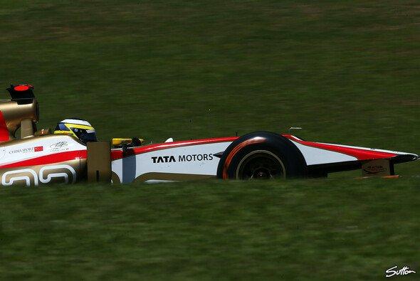 Fährt Pedro de la Rosa seinen letzten Grand Prix?