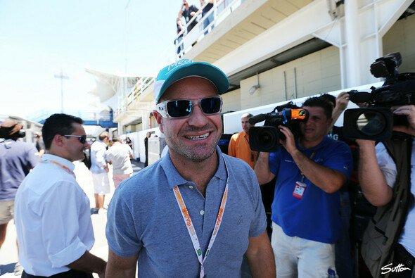 Rubens Barrichello hält den Rekord für die meisten F1-Rennen