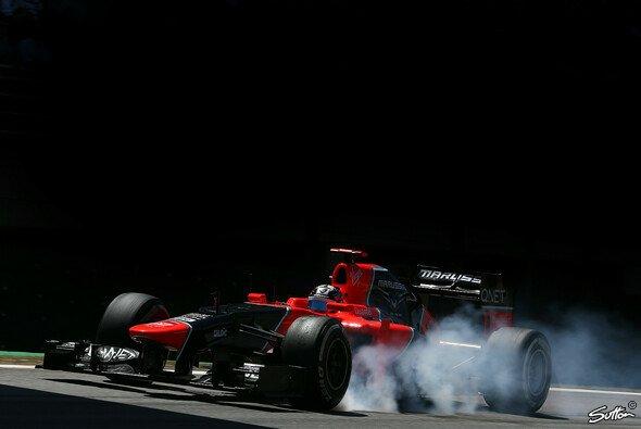 Timo Glock hat das Kapitel Formel 1 noch nicht geschlossen
