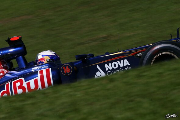 Für Toro Rosso soll es wieder aufwärts gehen