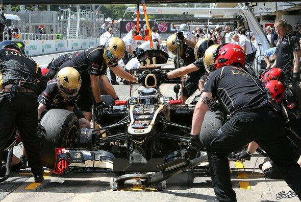 Lotus-Highlights 2012: Ein Sieg, zehn Podestplätze