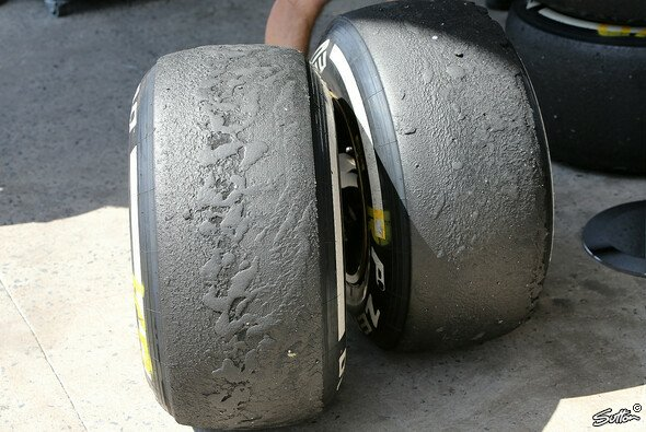 Die Reifen für 2013 kamen beim Feedback gut weg