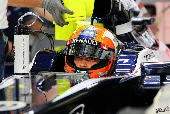 Kann Bruno Senna bei Williams bleiben, oder ist eine andere Alternative von Nöten?
