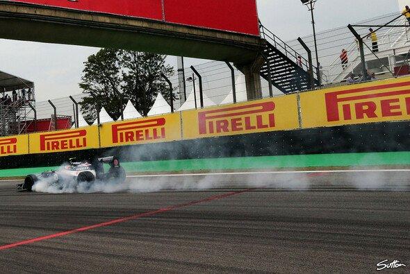 Bei Williams bremsten sich die Fahrer nicht selten selbst aus