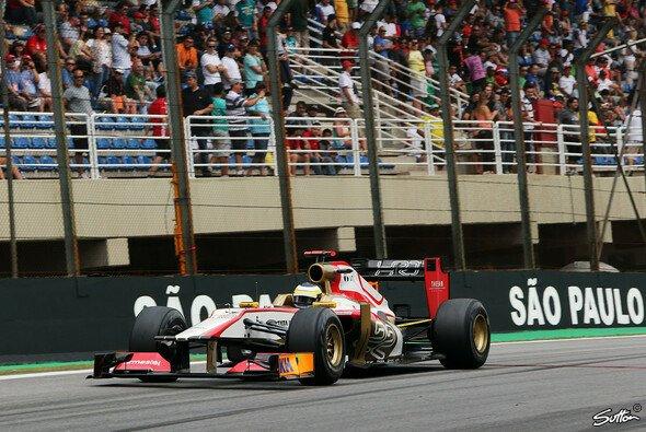 Pedro de la Rosa verlor fünf Startplätze, ohne Startplätze zu verlieren