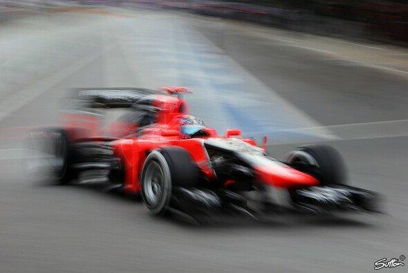 Timo Glock wird nicht mehr Marussia fahren - Foto: Sutton
