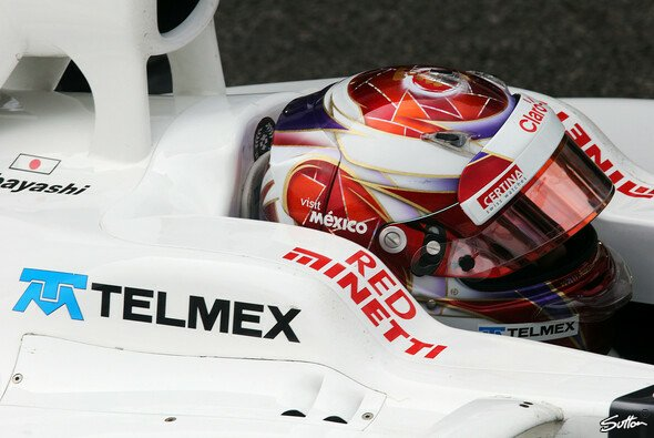 Kobayashi will 2013 in einem F1-Cockpit sitzen