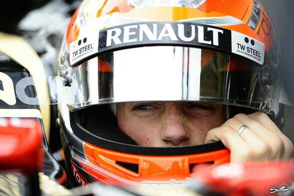 Romain Grosjean spürt den Druck in der Formel 1