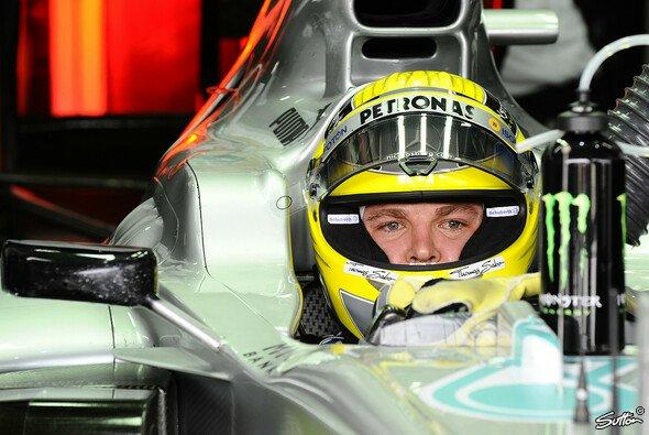 Nico Rosberg bittet zur Racing Challenge