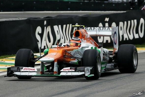 Nico Hülkenberg wird sein eigenes Rennen fahren