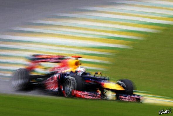Sebastian Vettel freut sich über die Unterstützung aus der Heimat