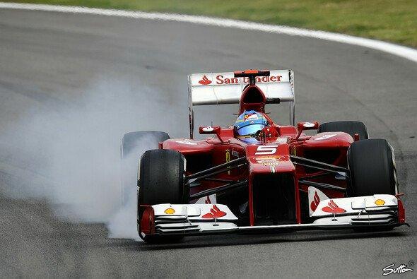 Das Qualifying bereitete Ferrari arge Probleme