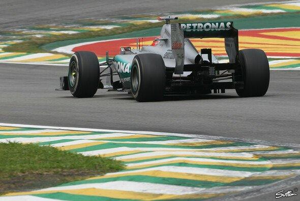 Mercedes muss 2013 nachlegen