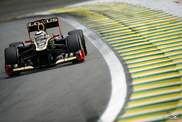 Räikkönen hatte im Training viele Probleme