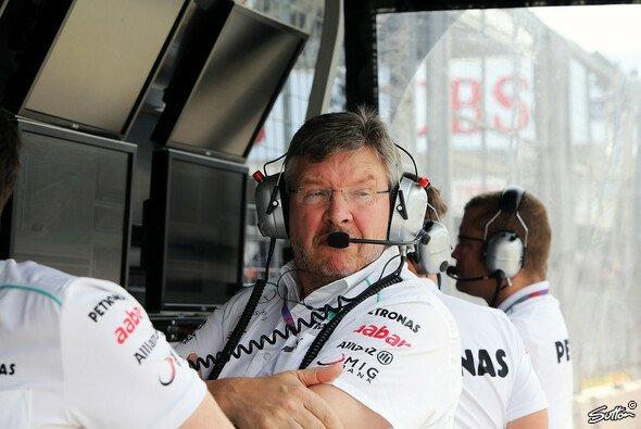 Ross Brawn hat keine Angst vor 2013