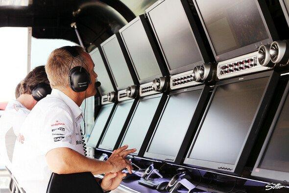 Martin Whitmarsh wird keinen seiner Fahrer bevorzugen