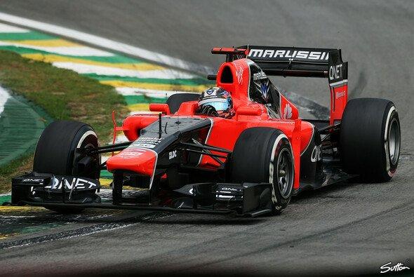 Marussia will 2013 ins Mittelfeld vorstoßen