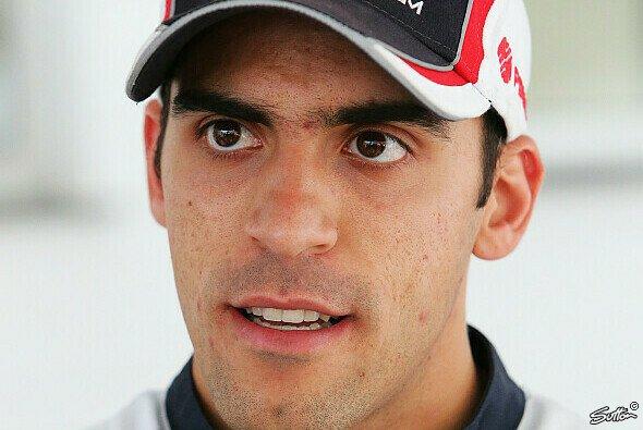 Pastor Maldonado bestreitet 2013 seine dritte Saison bei Williams