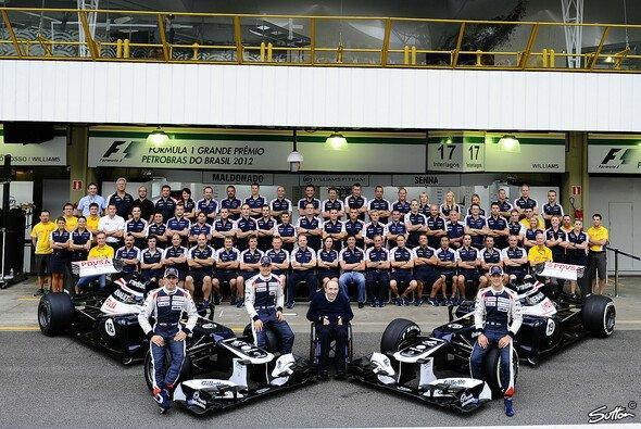 Einige Mitarbeiter haben Williams mittlerweile verlassen - Foto: Sutton