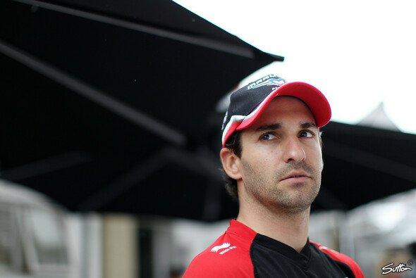 Glock verlor wegen fehlender Sponsoren sein Marussia-Cockpit