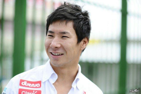 Nach einem Jahr Pause startet Kobayashi wieder in der Formel 1