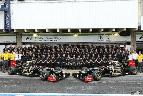 Bei Lotus herrscht laut Kimi Räikkönen eine gute Atmosphäre