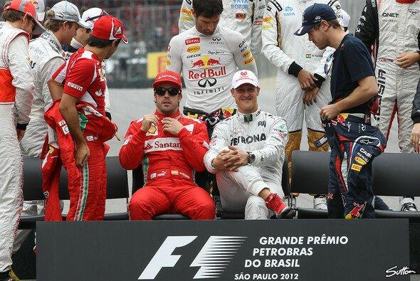 Fernando Alonso: Pokerface oder Realist?