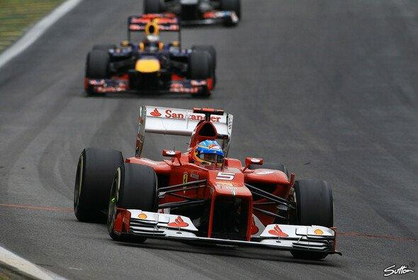Fernando Alonso: Drei Punkte fehlen zum Titel