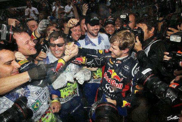 Sebastian Vettel ist kommenden Samstag in Österreich unterwegs