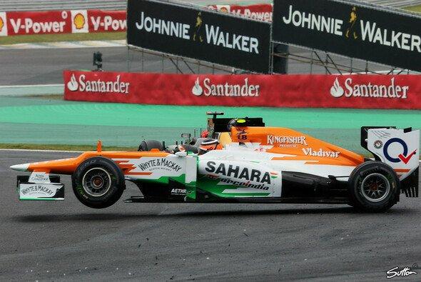Nico Hülkenberg und Force India wurden von Jaime Alguersuari mit viel Lob bedacht