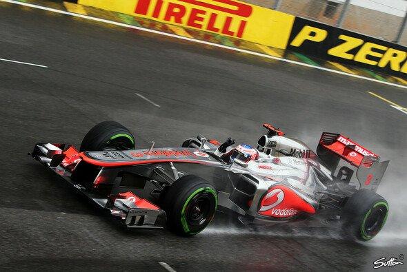 Jenson Button freut sich darauf, wieder ins Auto zu steigen