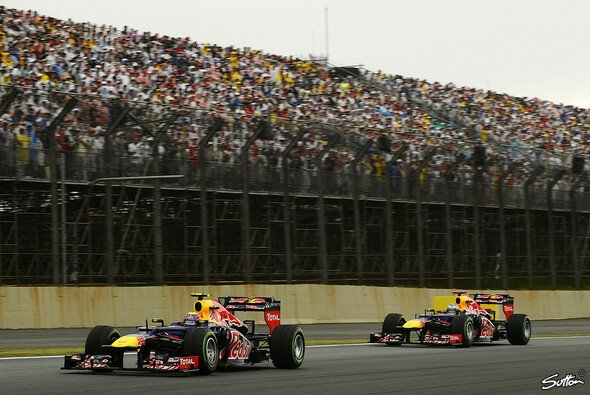 Sebastian Vettel half das Singapur-Update mehr als Mark Webber