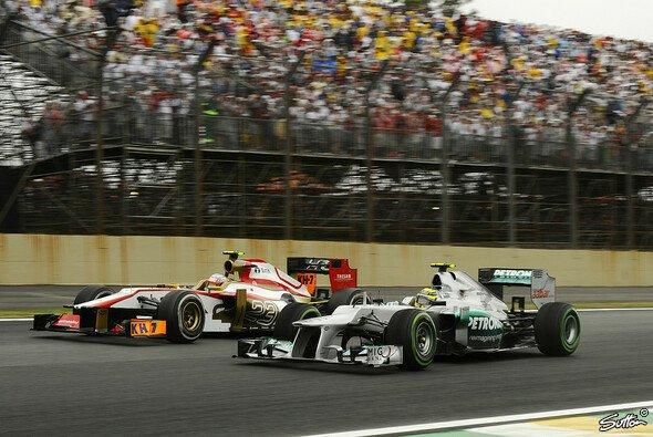 Krisenstimmung in der F1: HRT ist schon weg - Mercedes noch da