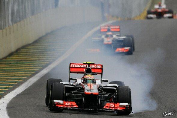 Wird McLaren durch den Abgang von Lewis Hamilton ausgebremst?
