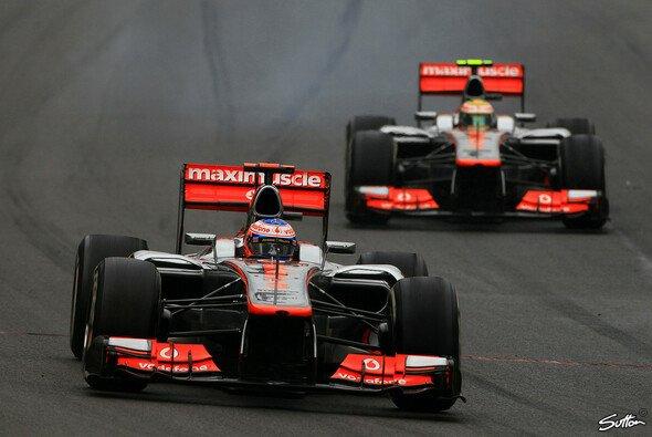 Ist Jenson Button der große Profiteur der Cockpitrochade?
