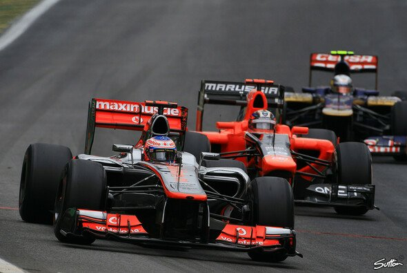 Timo Glock macht die Kooperation mit McLaren Mut