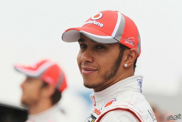 Lewis Hamilton erwartet sich in nicht allzu ferner Zukunft wieder auf der Siegerstraße