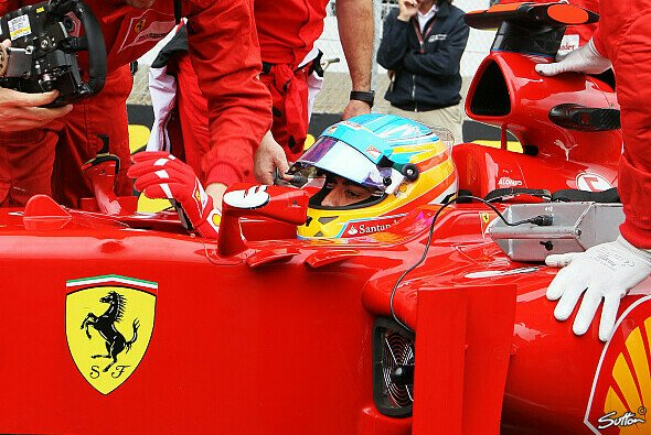 Fernando Alonso überlässt 2013 nichts dem Zufall
