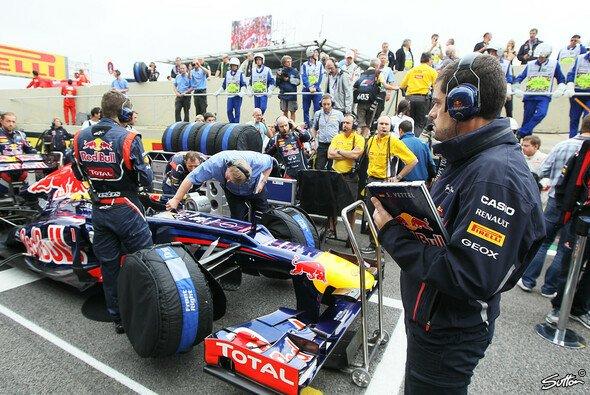 Red Bull plant schon für die Zukunft