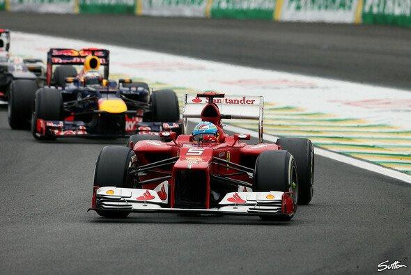 Marc Gene sieht Fernando Alonso vor Sebastian Vettel