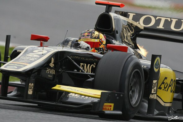Senkrechtstarter Daniel Abt steigt in die GP2 auf - Foto: Sutton